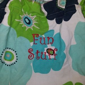 "Thirty one bag ""fun stuff"""